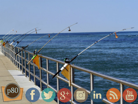 social-media-fish-with-multiple-poles