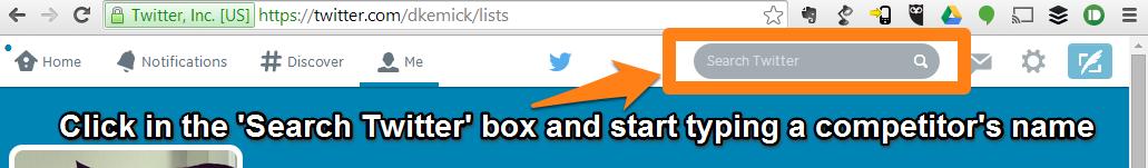 Twitter-Start-Search