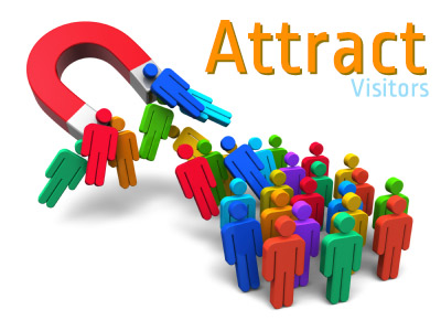 Use SEO To Attract Visitors