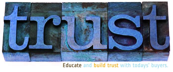 Education = Trust