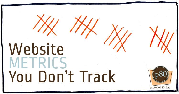 Website Metrics You Don't Track