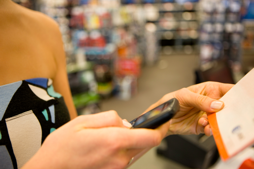In-Store mobile comparison shopping