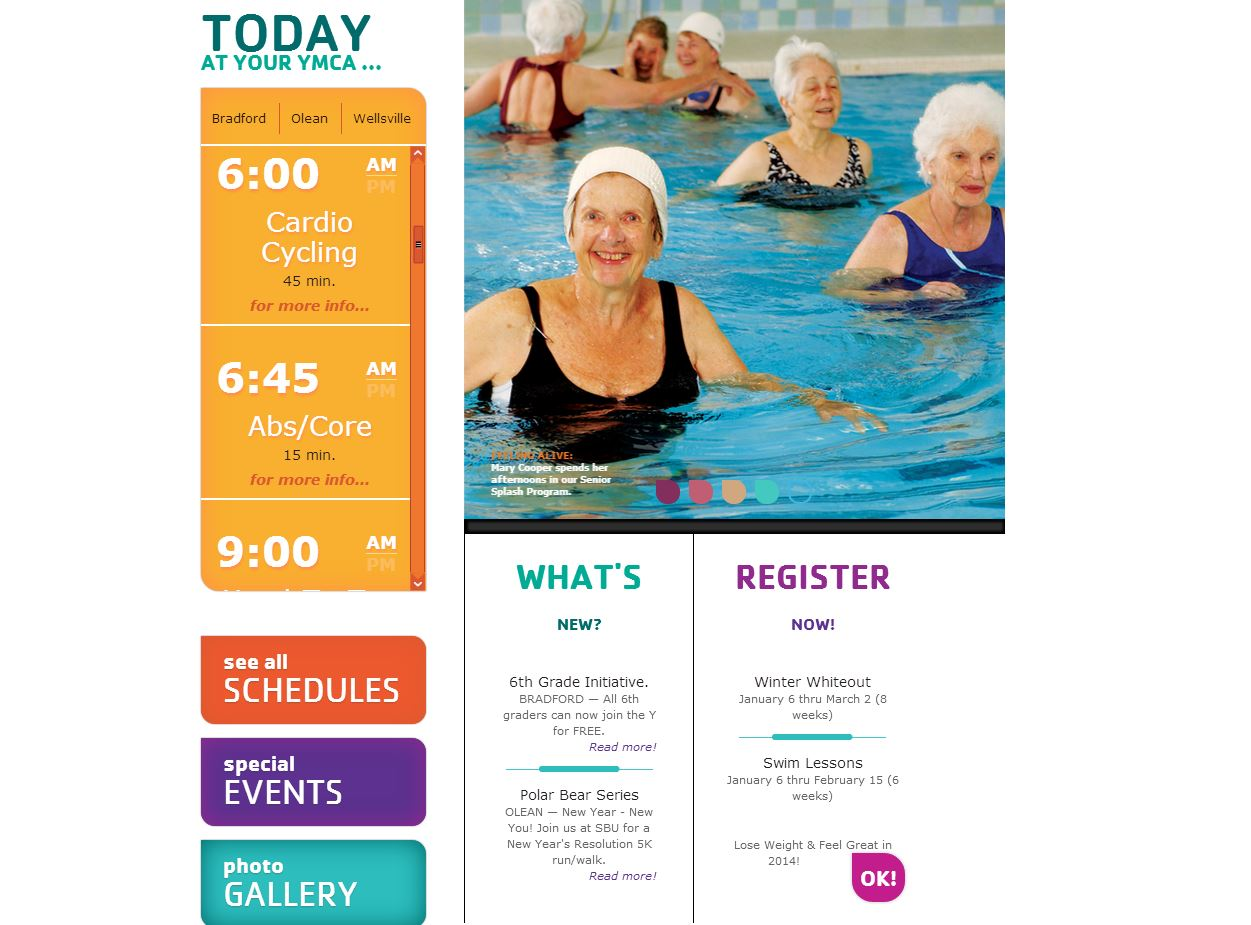 YMCA-Homepage-Elements