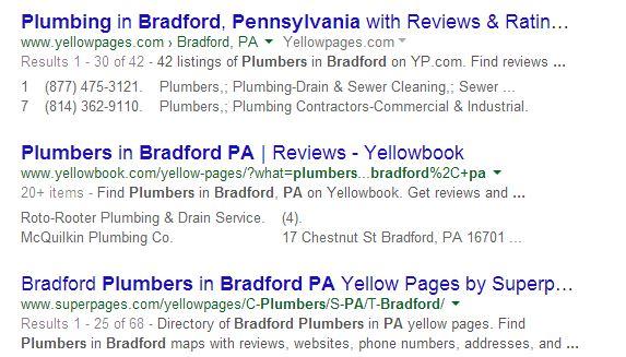 Organic-Local-Search-Results