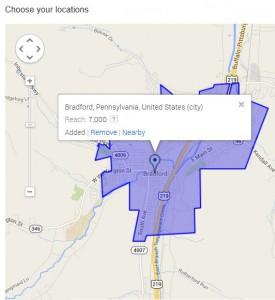 Bradford-PA-Geographic-Targeting