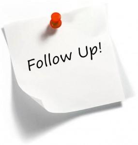 Follow-Up