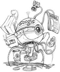 Googlebot Sketch