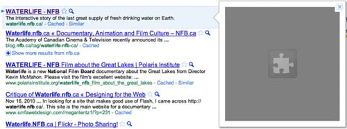 Google Preview of Waterlife