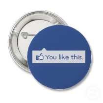 Facebook you like this pin