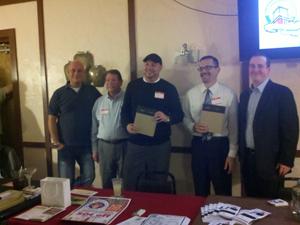 Kindle Door Prize Winners