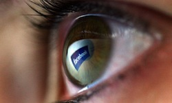 facebook eyeball