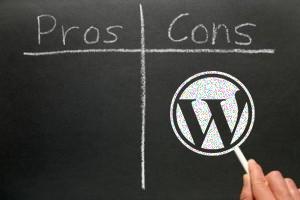 Cons of Wordpress