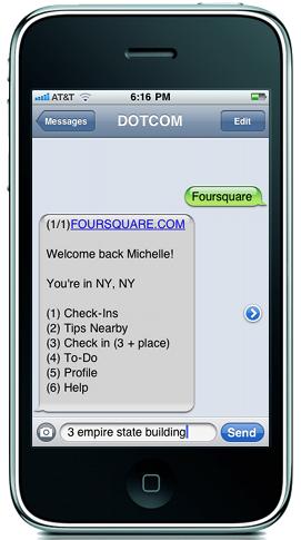 Foursquare Via DotGo