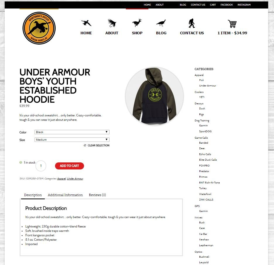 Under-Armour-Shopping-Page