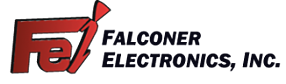 FalconerElectronicsLogo