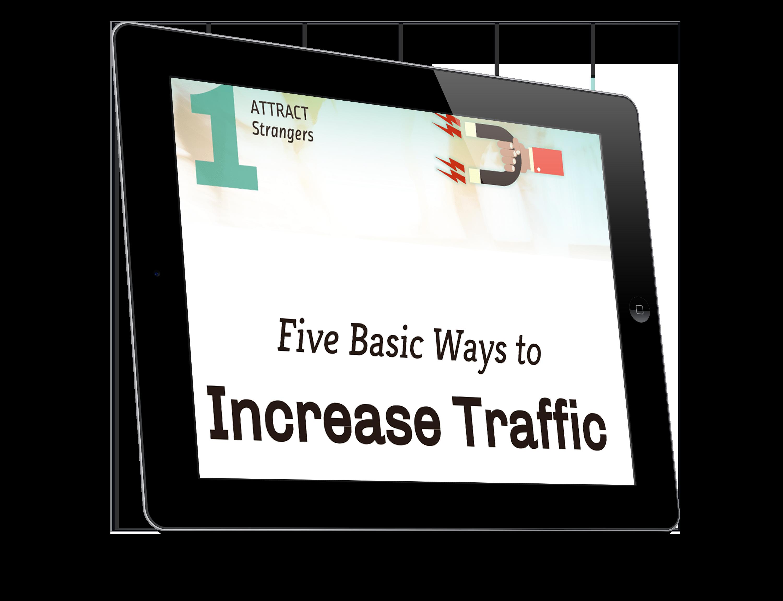5 ways to increase website traffic ipad.png