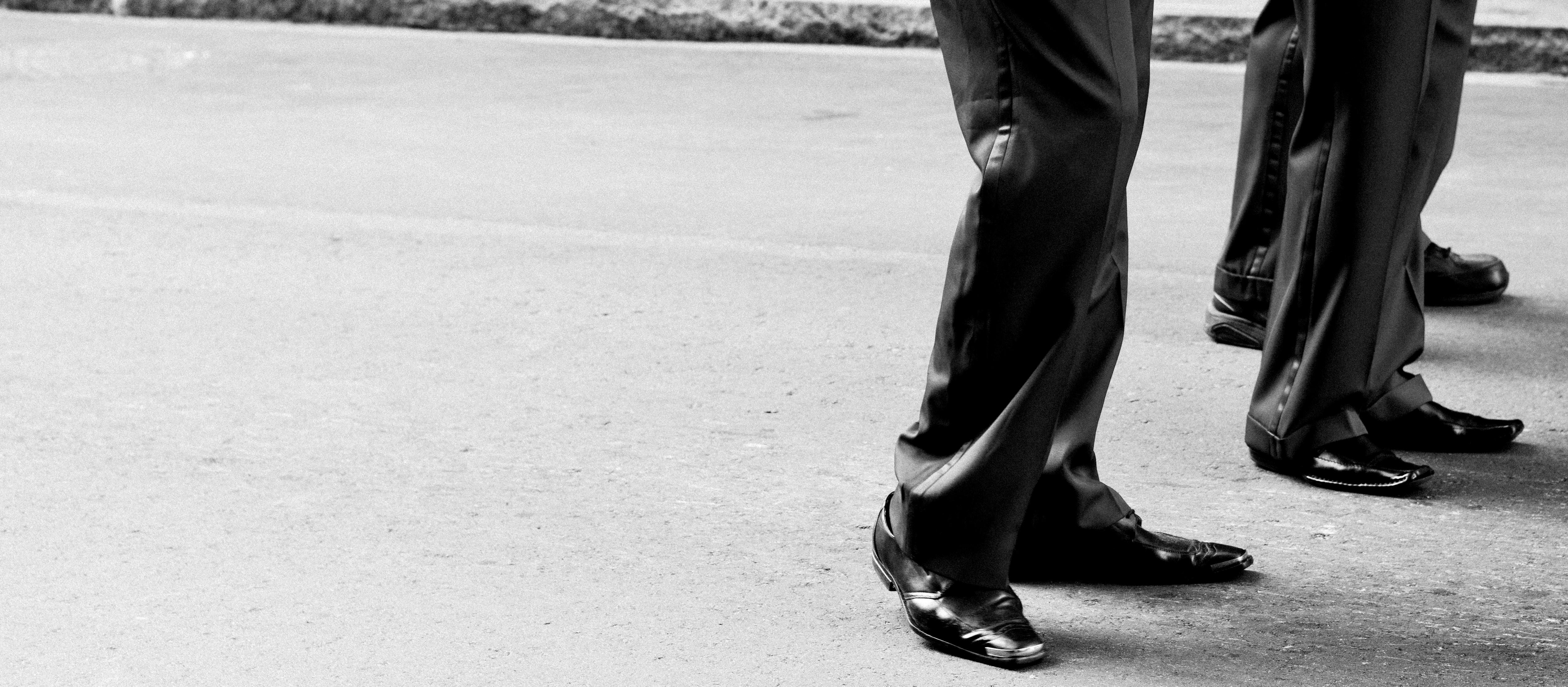 CEOs wear suits for inbound marketing