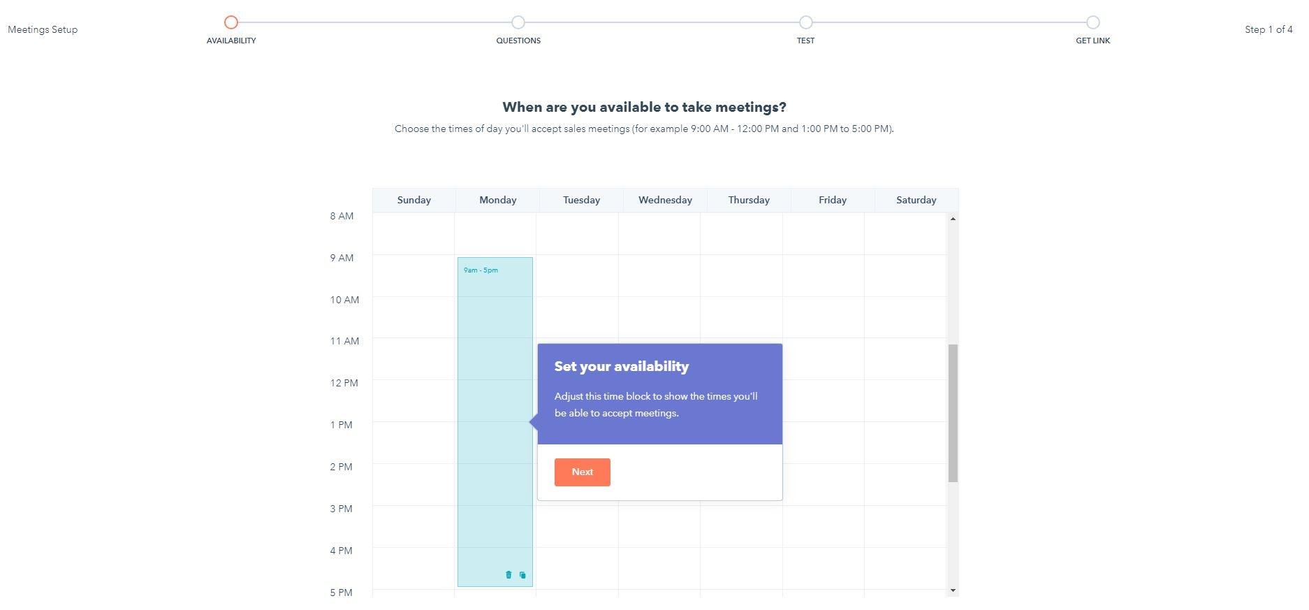 HubSpot-Meetings-Step-1