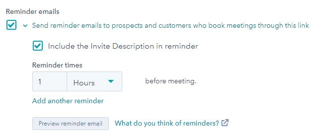 HubSpot-meetings-reminders