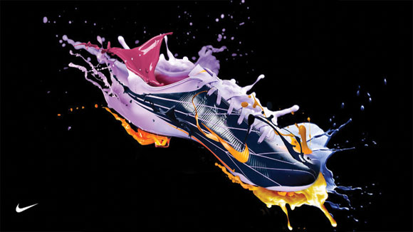 Nike graphic design and multimedia