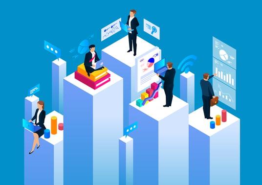 b2b buyer persona healthcare technology marketing