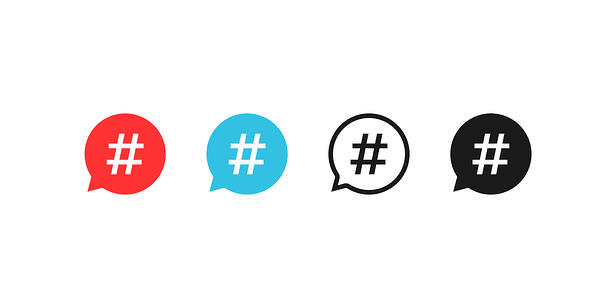 b2b hashtag examples