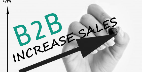 Increase B2B Sales With Your Website