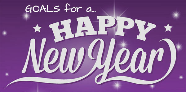 Your Website Goals Should Lead To  Happy New Year - Leads!