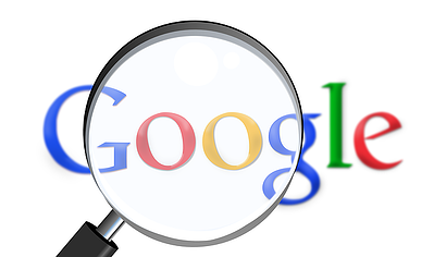 healthcare seo mistakes - google under magnifying glass