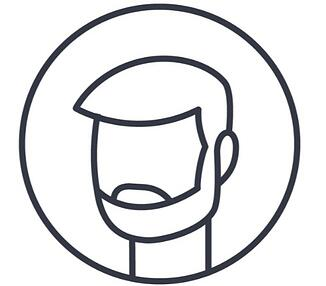 inbound marketing services icon- buyer persona and customer research