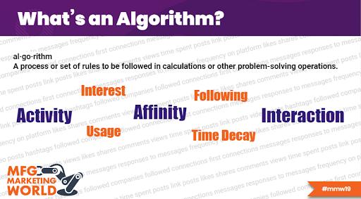linkedin algorithm