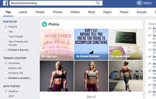 How to Use Hashtags - B2B Healthcare Social Media Marketing - facebook