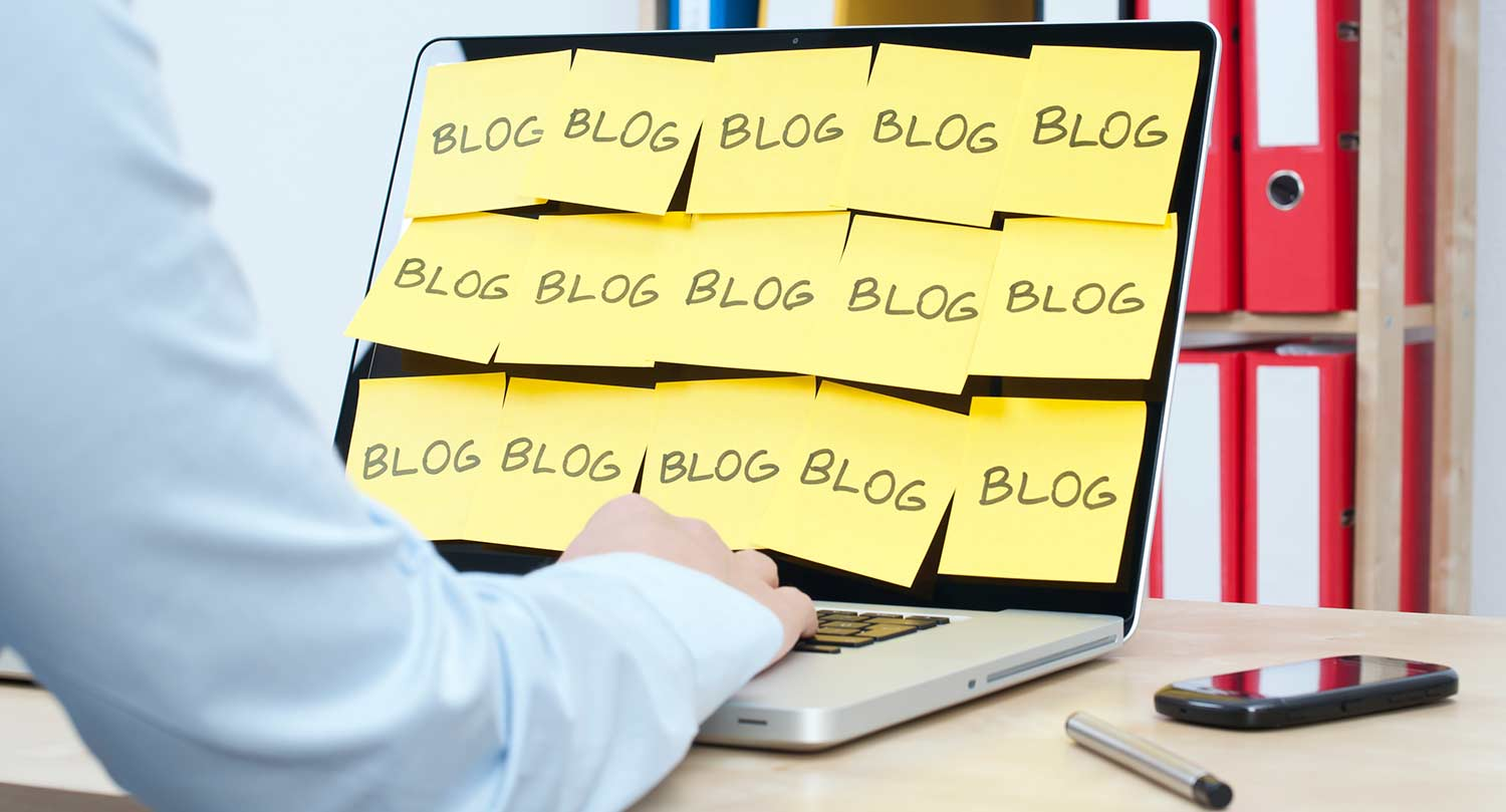 Blogging For Inbound Marketing by Protocol80