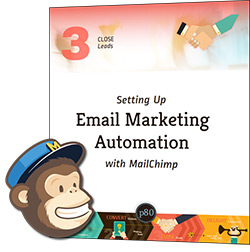 How to setup email marketing automation with MailChimp by protocol 80