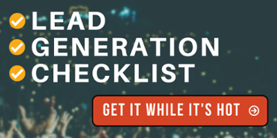 b2b lead generation checklist