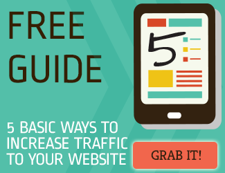 5 Ways To Increase Website Traffic Green Small
