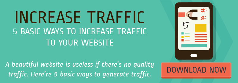 5 Basic Ways To Increase Website Traffic
