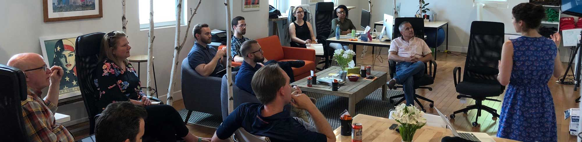 HubSpot User Group in Rochester, NY - Run by Josh Curcio of protocol 80