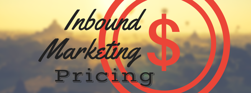 Inbound Marketing Pricing: How Much Does Inbound Cost? [Infographic]
