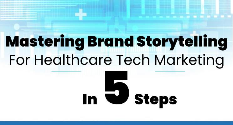 Mastering Brand Storytelling for Healthcare Technology Marketing in 5 Steps