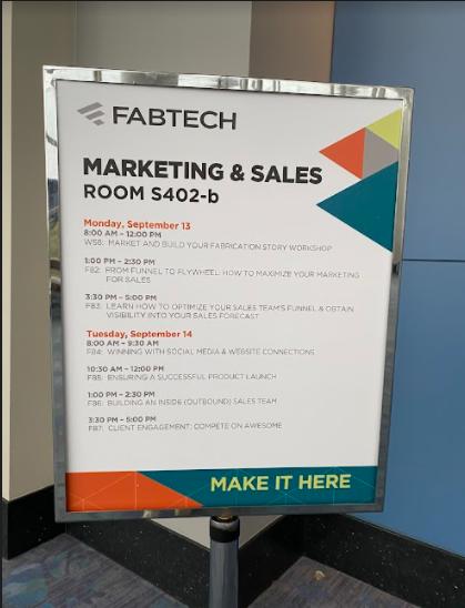 FABTECH 2021 Conference: Recap & Takeaways