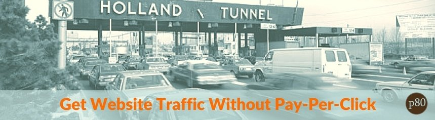 How to Increase Website Traffic without Pay-Per-Click
