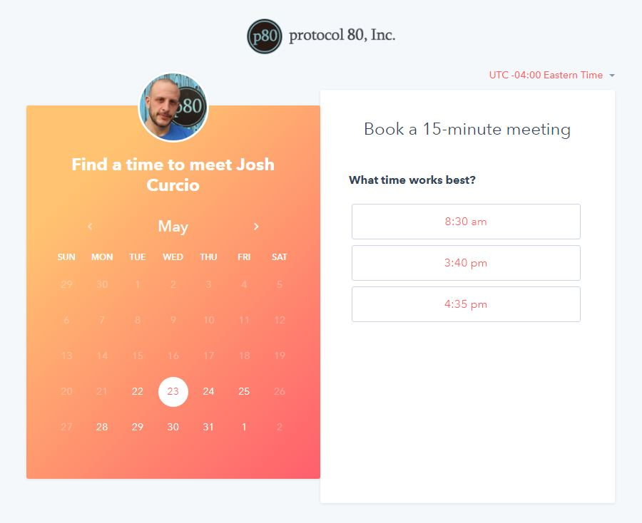 Video: HubSpot Meetings Setup Guide