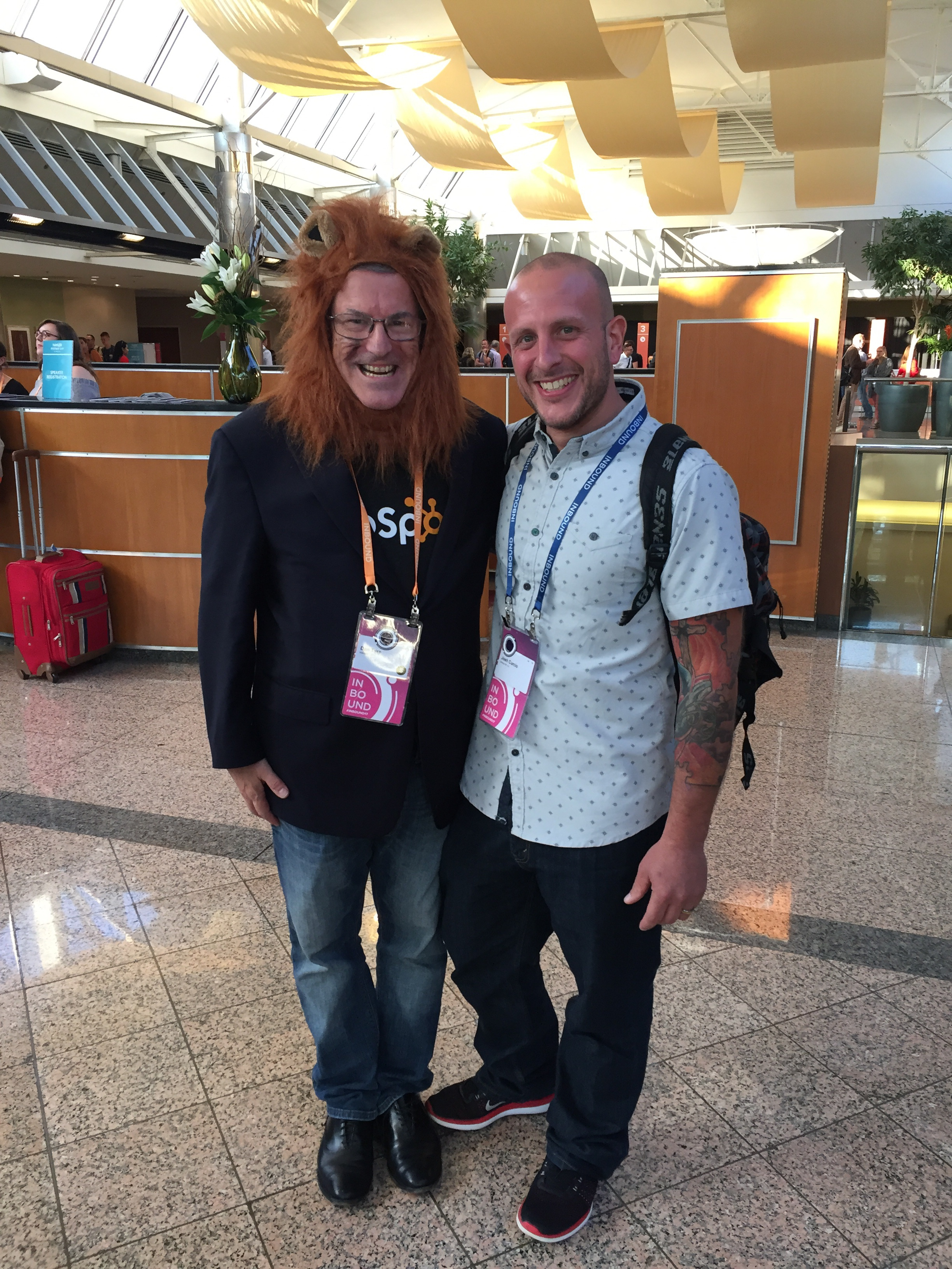 Inbound 2017: Be a Friend (and Seal the Deal) with Inbound Sales