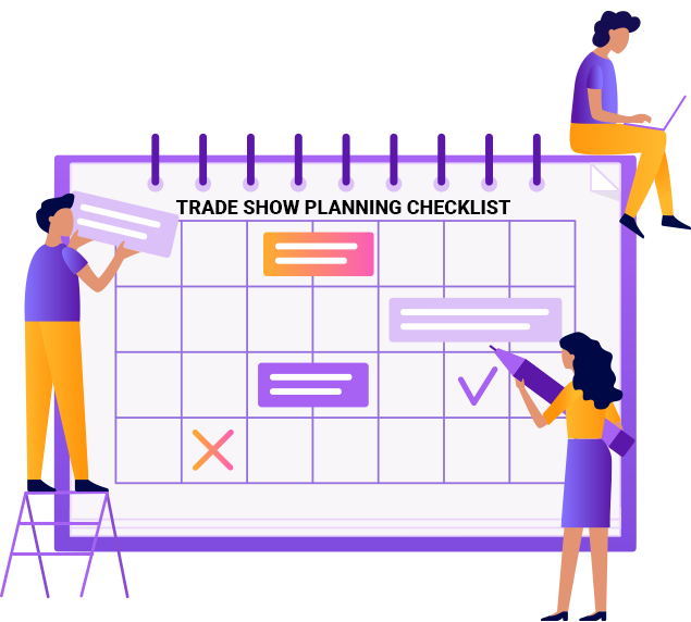 Printable Trade Show Planning Timeline Checklist