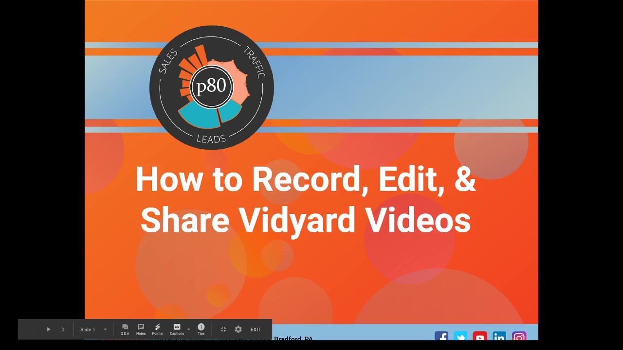 How to Record, Edit, & Share Videos with Vidyard