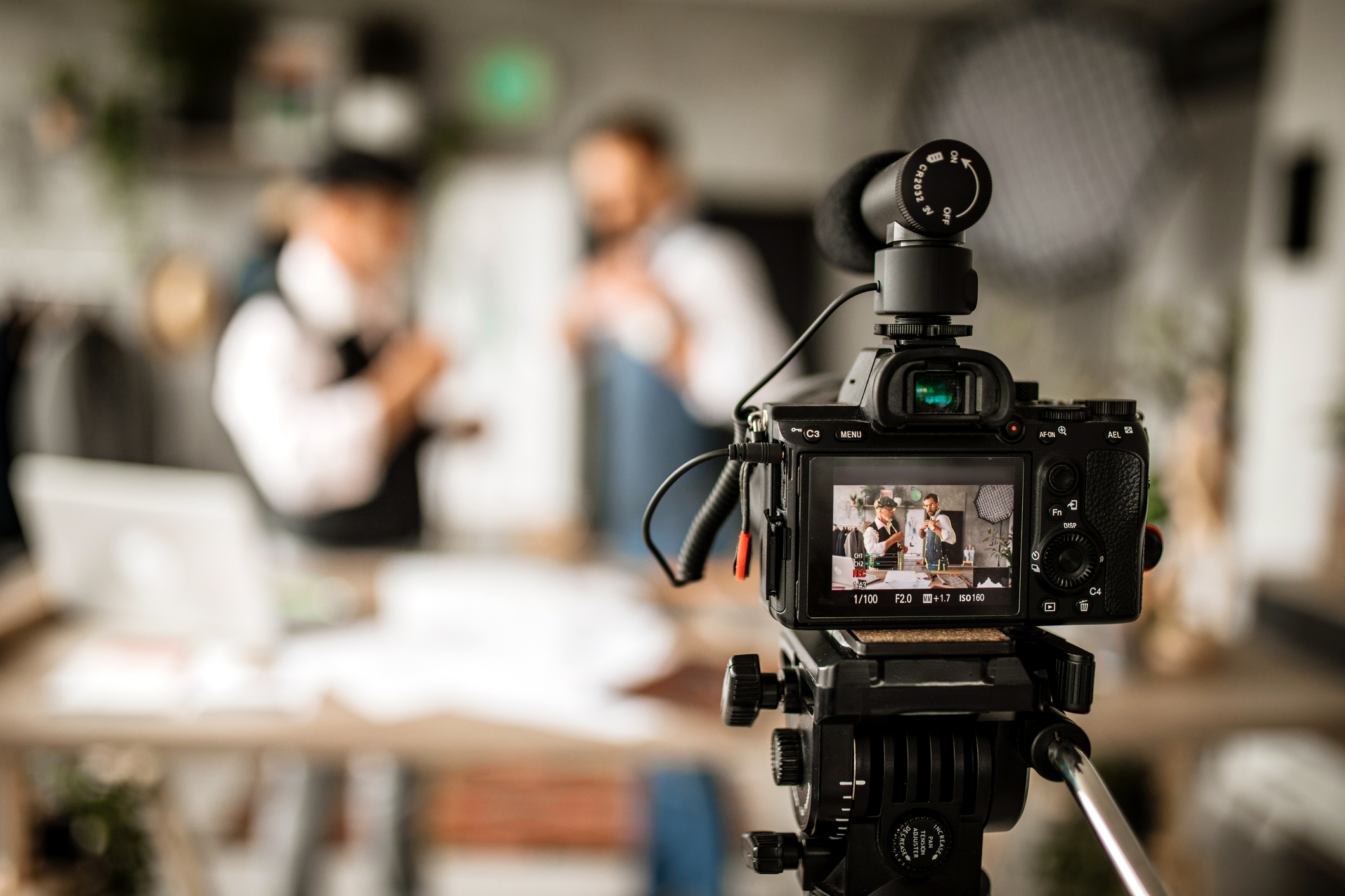 Manufacturing Video Production: 7 Camera Settings You Should Know