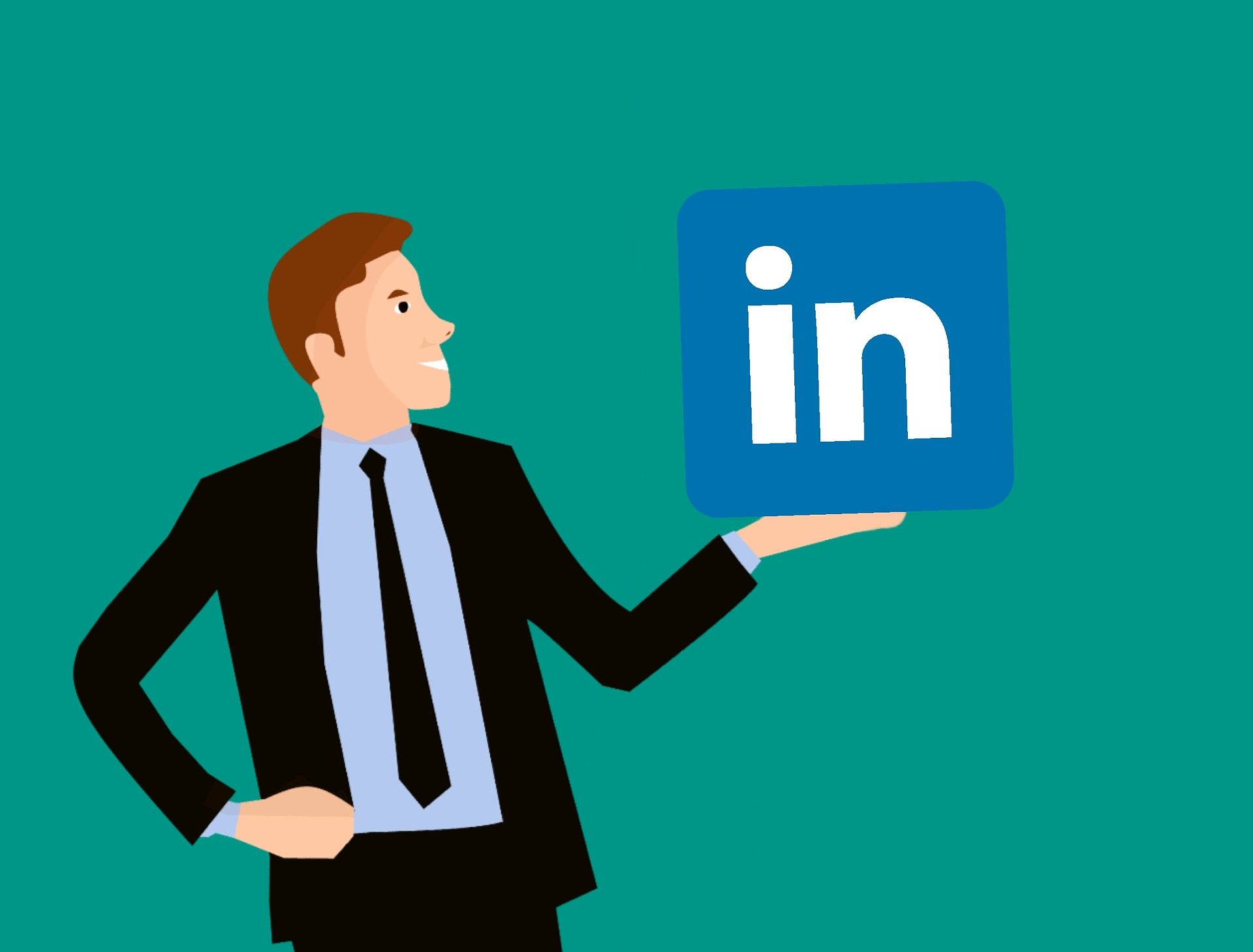 4 Steps to B2B Networking Using LinkedIn