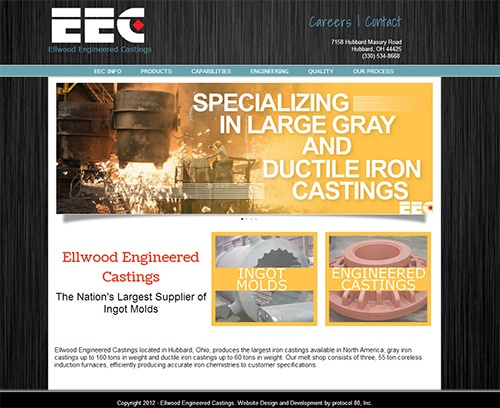 Ellwood Engineered Castings
