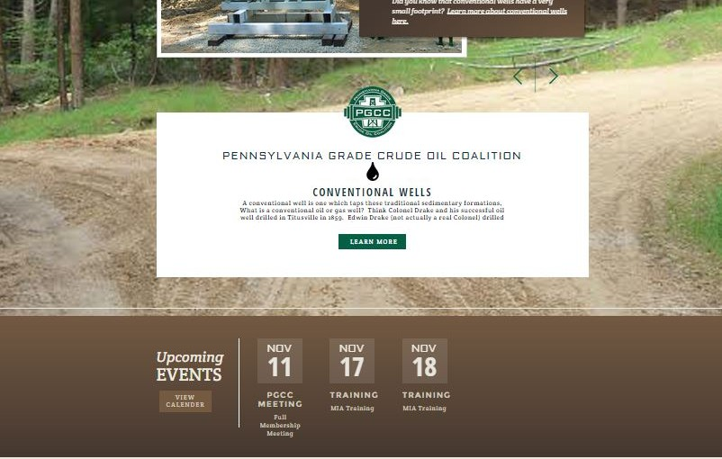 Pennsylvania Grade Crude Oil Coalition